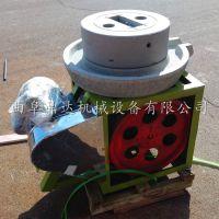 鼎达供应现磨现卖鲜豆浆石磨 绿色环保小磨香油磨浆机