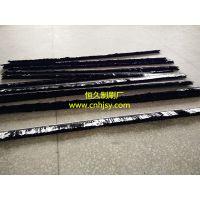 导电条刷 耐火毛刷条 高温2000度毛刷条