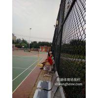 双赫篮球场围墙网 防护围墙网规格 篮球防护围栏多钱一米?