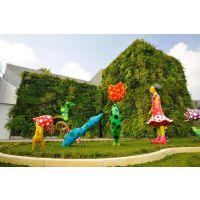 定制植物墙|喷灌植物墙|清新空气植物墙|装饰植物墙