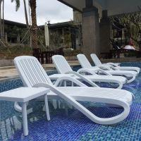 三亚户外家具价格 户外沙滩椅塑料