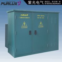 广东紫光电气厂家生产美式箱式变电站 美式预装式变电站批发