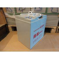 4EVF-150AH免维护蓄电池观光车巡逻车电瓶