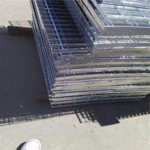 排水钢格板 烤漆房平台板 水沟盖板直销