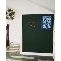 广州Magwall磁善家儿童DIY定制涂鸦画板流畅笔触无尘书写黑板磁性绿板墙贴