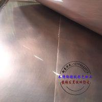 上海201不锈钢镀铜板多少钱 不锈钢紫铜发黑做旧板材单价