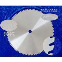 富士切铝合金锯片 铝型材切割锯片