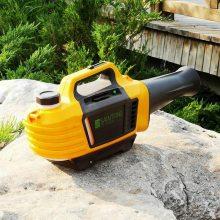新款充电式消毒喷雾器手提式除甲醛雾化机蓄电池杀虫打药机