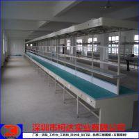 防静电流水线工作台车间生产线操作台桌子电子厂双边多工位