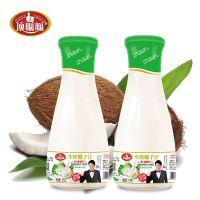 生榨椰子汁饮料1L*6瓶(玻璃瓶)批发代理招商加盟顶呱呱厂家直销