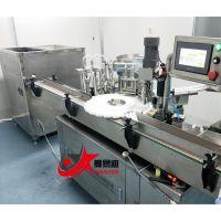 眼药水常压灌装机 液体灌装设备 包装机械原理
