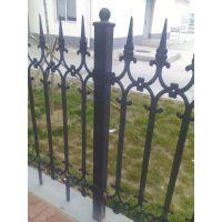 振轩交通铁艺护栏,铸铁栏杆,小区隔离栏。