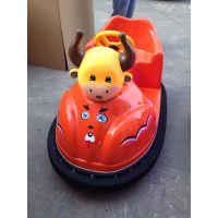 木羊人MYR-RXDTXWJC 商场亲子乐园电瓶玩具车 发光大头鞋儿童款碰碰车