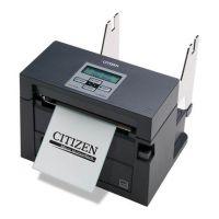 济南厂家出售西铁城CL-S400DT热敏电子面单打印机物流
