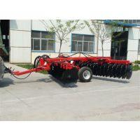 禹城市瑞乾机械现货供应24片圆盘耙重耙拖拉机带的圆盘耙重耙,拖拉机带的液压牵引耙。