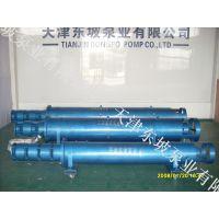 天津东坡泵业 高扬程热水井用潜水泵 私人订制