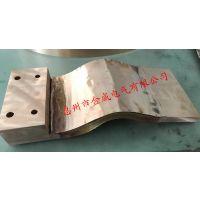 金成非标定制封闭母线铜软连接过大电流铜箔软连接生产厂家