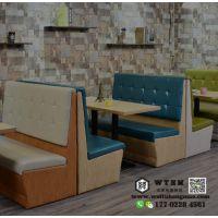 天津实木饭店餐桌,田园式防烫炭化饭桌餐桌椅,厂家定做