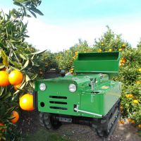 小型农用机械履带开沟施肥机 多功能新型果树施肥机 普航开沟机厂家