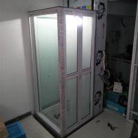 广安别墅家用内外控制残疾人升降机 老年人轮椅简易固定式电动液压升降台