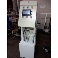 莱宝DT-100模具真空机 PLC控制 与主机自动联控 可设定抽真空时间,吹气时间