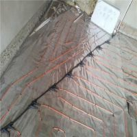 碳纤维电地暖发热线电缆电采暖家用