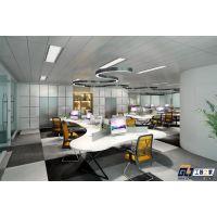 西安办公室装修怎么样让小办公空间装修后更显宽敞