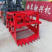 广西何首乌收获机 挖药机 1400丹参药材收获机 四轮车带起药机实惠价