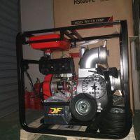 救援防洪用6寸柴油机动水泵