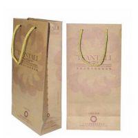 牛皮纸手提纸袋,制作牛皮纸手提袋厂,牛皮纸袋