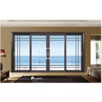 佛山厂家美多裕门窗供应铝合金门窗 1.4厚防脱轨推拉门 防水静音