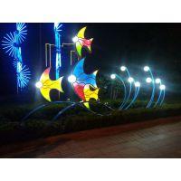 宜宾5米雕塑景观灯 攀枝花特色小品景观灯