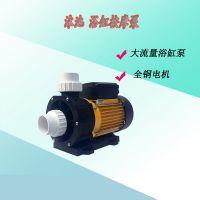 广东阳春凌霄海水泵TDA50酒店鱼池海鲜池循环水泵SPA温泉循环泵