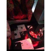 苏州创轩视觉定位 手机中框焊接激光打标机