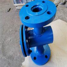 生产碳钢水流指示器DN15-GD87水流指示器