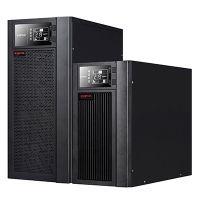 美国山特UPS不间断电源 在线式C1KS/1KVA/800W 36V外接电池