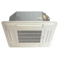 惠州镶嵌空调 卡式空调机 1020风量四面出风盘管 冷暖两用中央空调