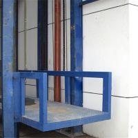 供应江西导轨式升降货梯 上饶升降平台 别墅区小型家用电梯