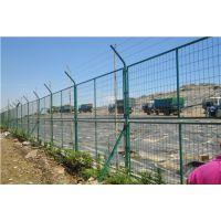 公路护栏 三角折弯护栏网,框架护栏网,双边丝护栏网A新疆库尔勒 护栏网生产厂家