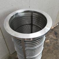 不锈钢绕丝筛管网管自清洁过滤器布水器楔形滤网非标定做304 316