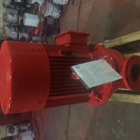 XBD14/25-SLH消防泵,喷淋泵,消火栓泵厂家直销,离心泵的工作原理
