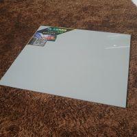 佛山厂家直销600*600纯灰色波化通体工程专用陶瓷