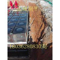 地埋式箱泵一体化恒压给水设备 润平厂家直销