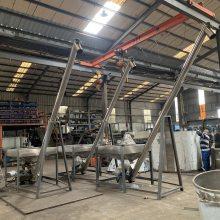 佛山不锈钢螺旋上料机 石英砂上料机 螺杆上料机 自动加料机专业生产厂家