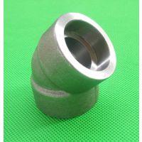 河北锻制承插弯头厂家20#承插焊管件生产