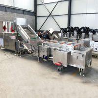 优品多功能气泡清洗机 玉米水流清洁设备 高压气泡清洗机