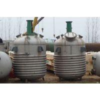出售10吨不锈钢反应釜搪瓷反应釜 电加热反应釜不锈钢