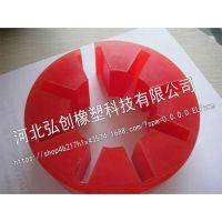 耐磨聚氨酯异形件|聚氨酯制品弹性体|弘创销售