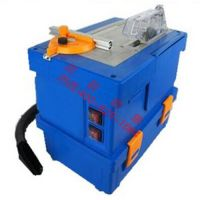 亳州多功能实用木地板无尘电锯220V钢筋剪切机50型