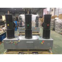电站35KV高压真空断路器新型ZW32-40.5
